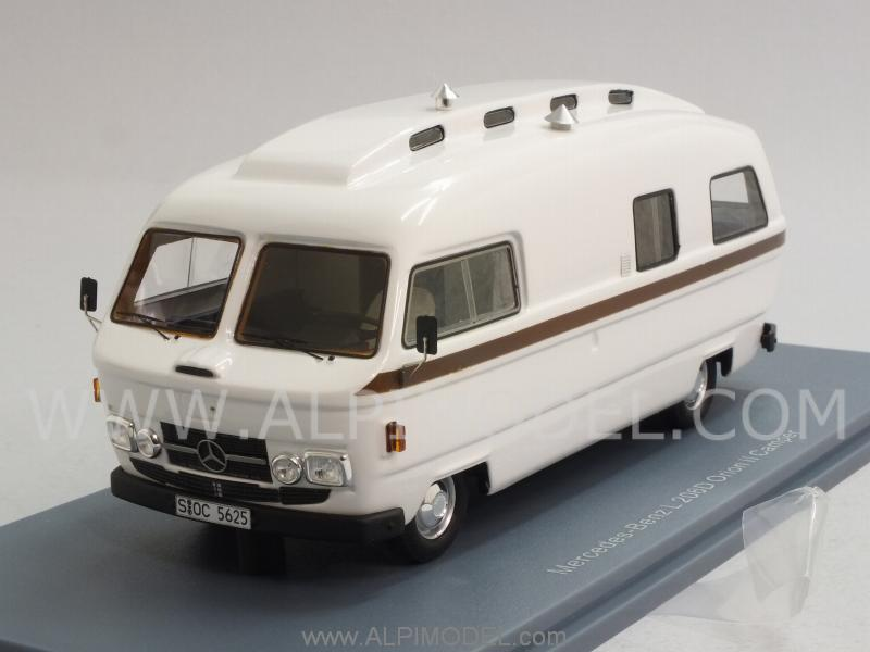 Mercedes L206D Orion II Camper by neo