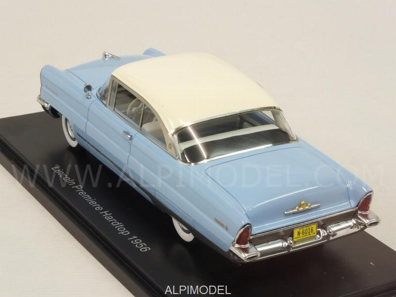 Lincoln Premiere Hardtop 1956 (Light Blue) - neo