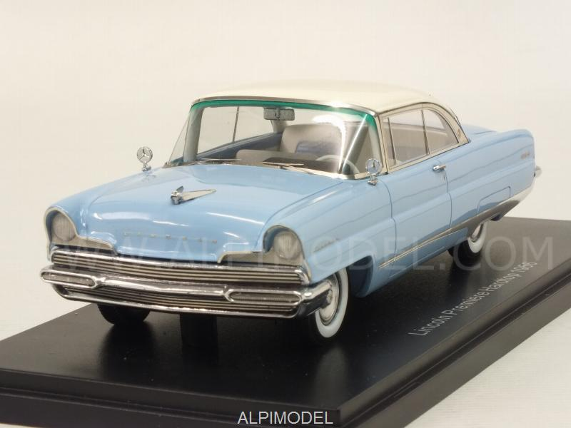 Lincoln Premiere Hardtop 1956 (Light Blue) by neo
