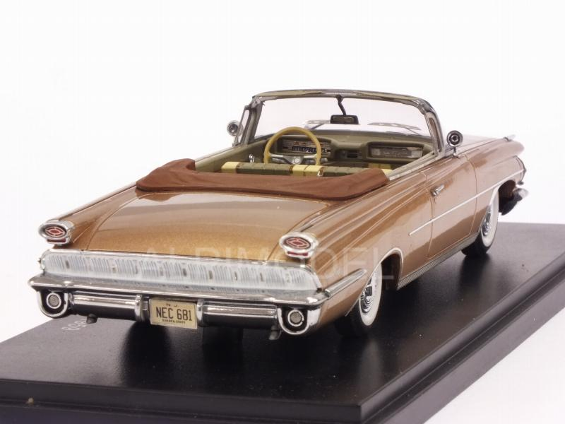 Oldsmobile 98 Convertible 1959 (Gold) - neo