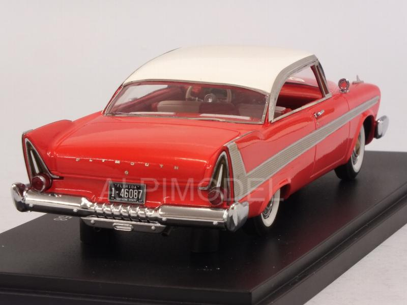 Plymouth Fury Hard Top 1958 (Red) - neo