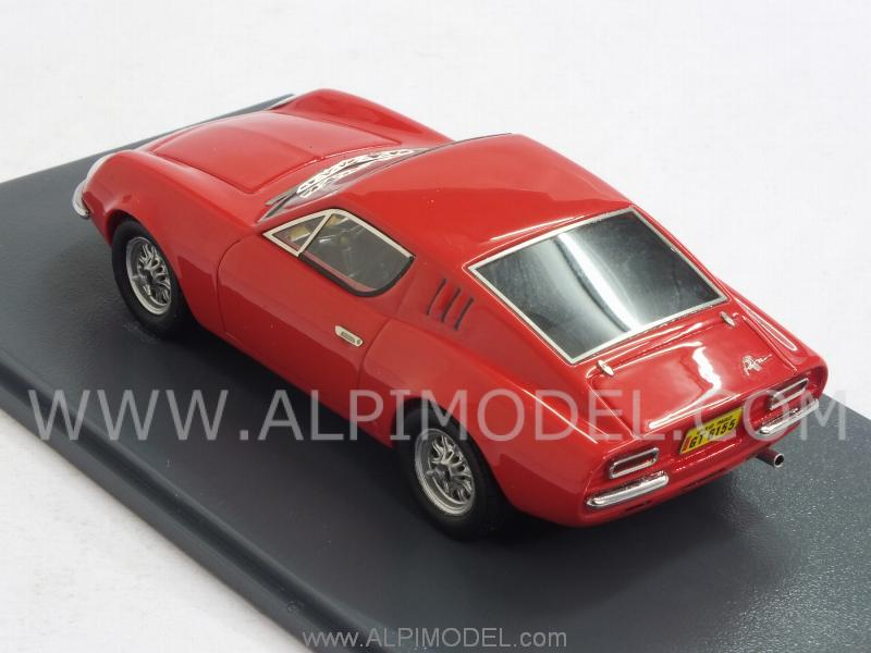 Puma GT Coupe 1968 (VW Do Brasil) (Red) - neo
