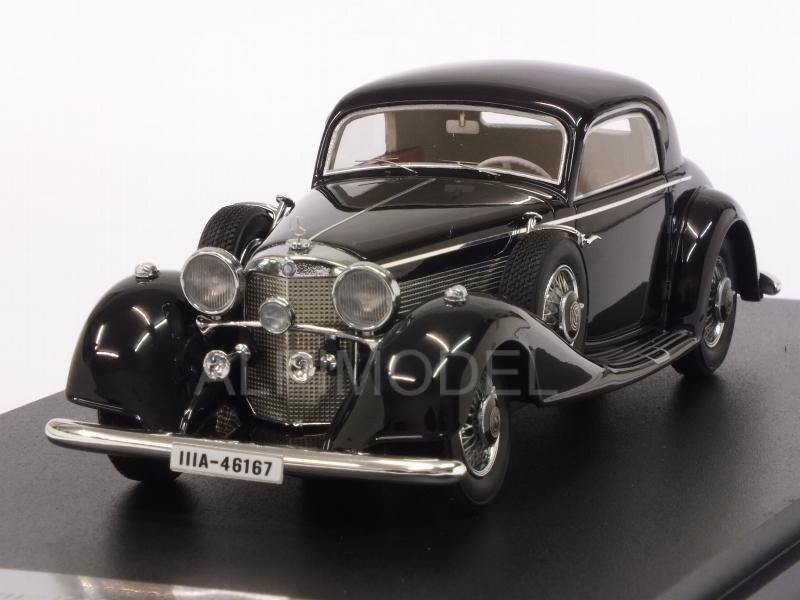 Mercedes 500/540K Coupe 1936 (Black) by neo
