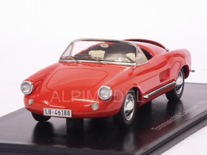 Enzmann 506 Cabriolet (based on VW) (Red) by neo