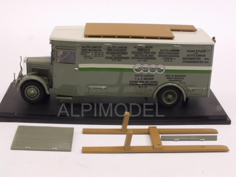 NAG-Bussing Race Transporter Auto Union 1934 - neo