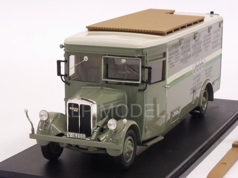 NAG-Bussing Race Transporter Auto Union 1934 by neo