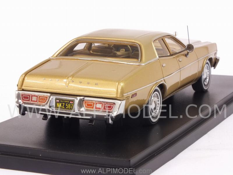 Plymouth Fury 1977 (Gold) - neo