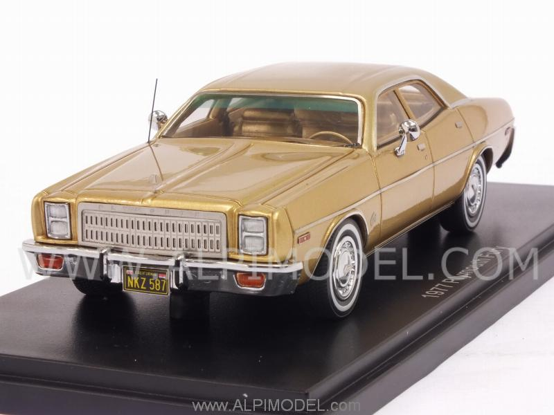 Plymouth Fury 1977 (Gold) by neo