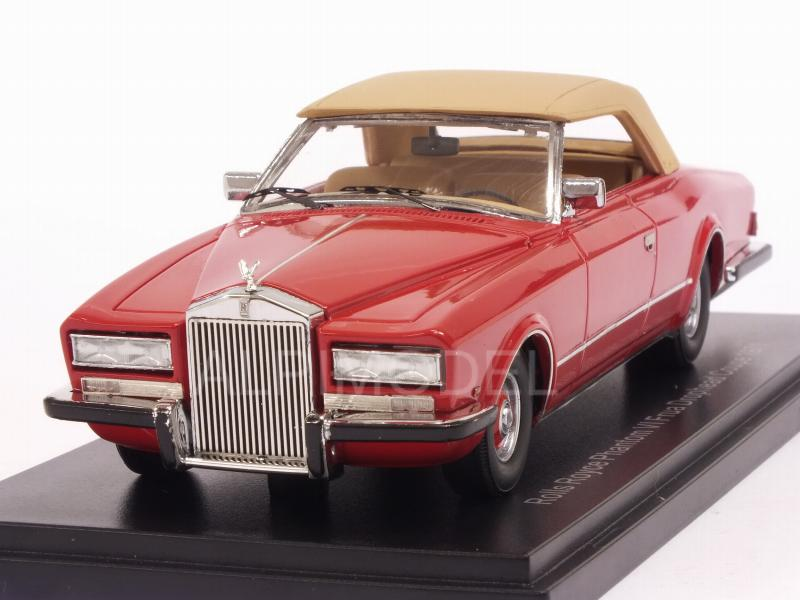 Rolls Royce Phantom VI Frua Drophead Coupe 1971 (Red) by neo