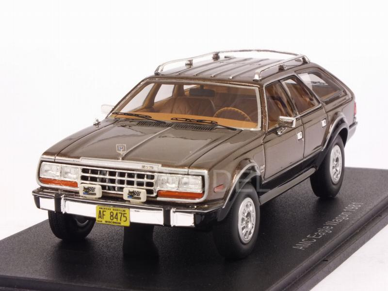 AMC Eagle Wagon 1981 (Brown) by neo