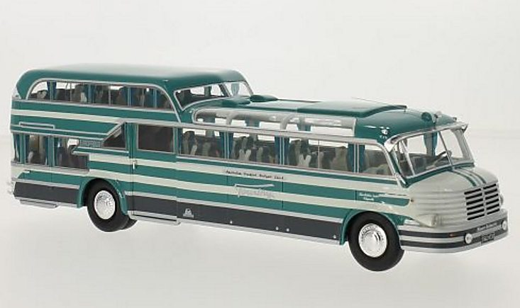 Krupp SW O480 Bus (Green/Light Grey) by neo
