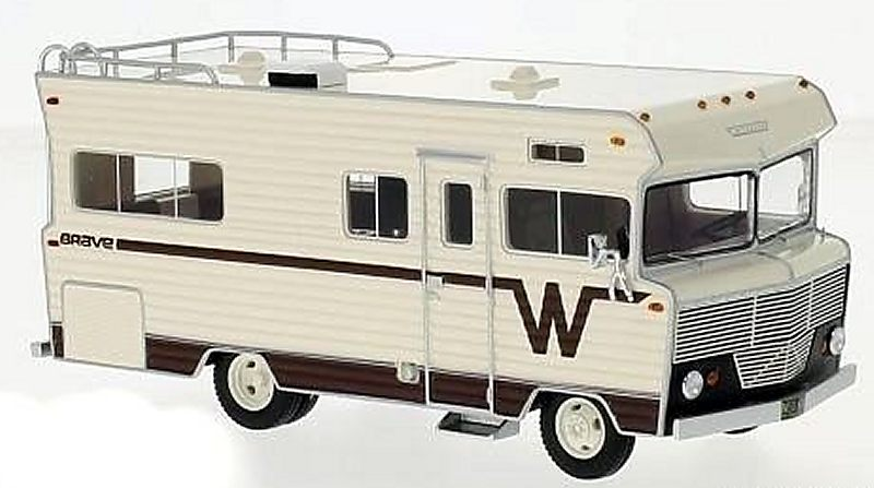 Winnebago Brava 1973 (Beige/Brown) by neo