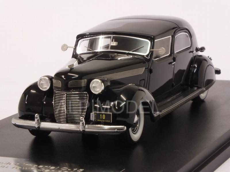 Chrysler Imperial C-15 Le Baron Town Car 1937 (Black) by neo