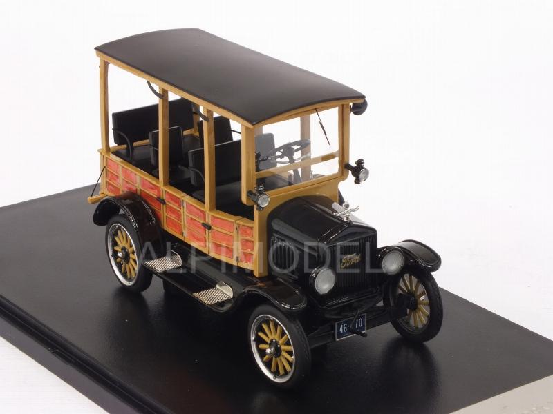 Ford Model T Woody Depot Hack 1925 - neo