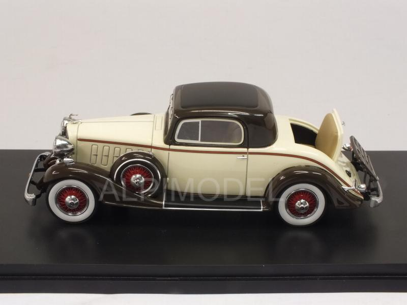 Buick Series 66 Sport Coupe 1933 (Beige/Brown) - neo
