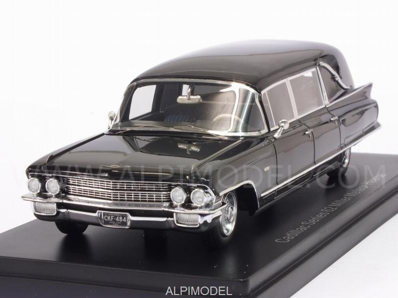 Cadillac Series 62 Miller Meteor Hearse Funeral Car by neo