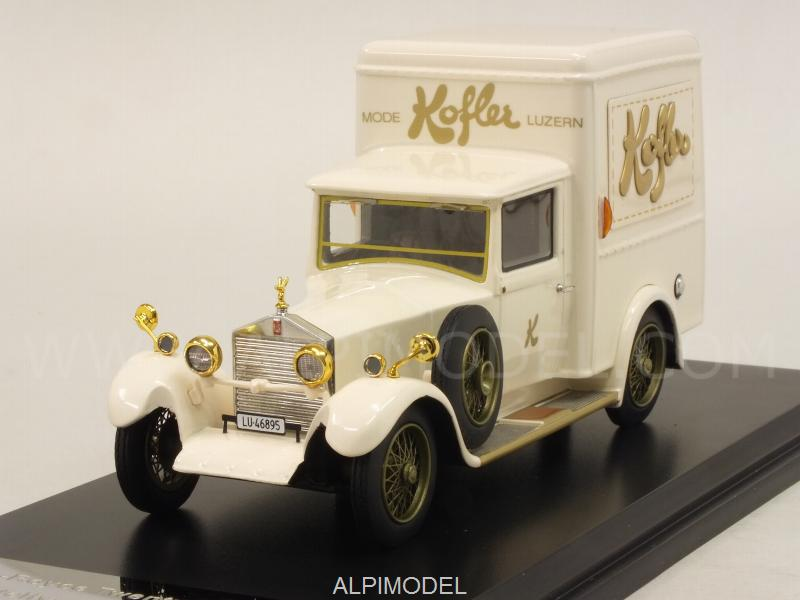 Rolls Royce Twenty Park Ward Delivery Van 1928 by neo
