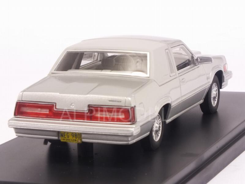 1980    1//43 NEO 46980 Ford Thunderbird Argent