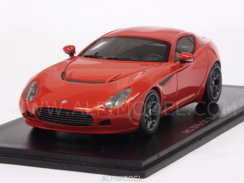 AC 378 GT Zagato 2012 (Red) by neo