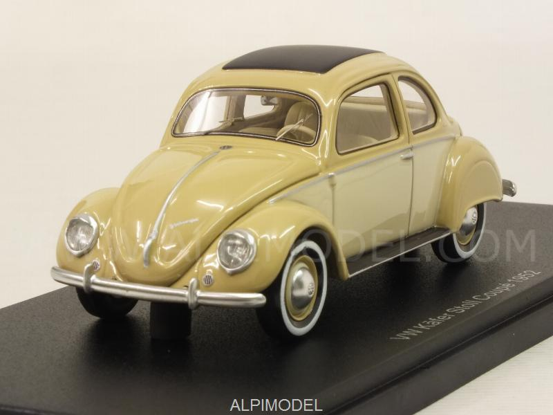 Volkswagen Beetle Stoll Coupe 1952 (Beige) by neo