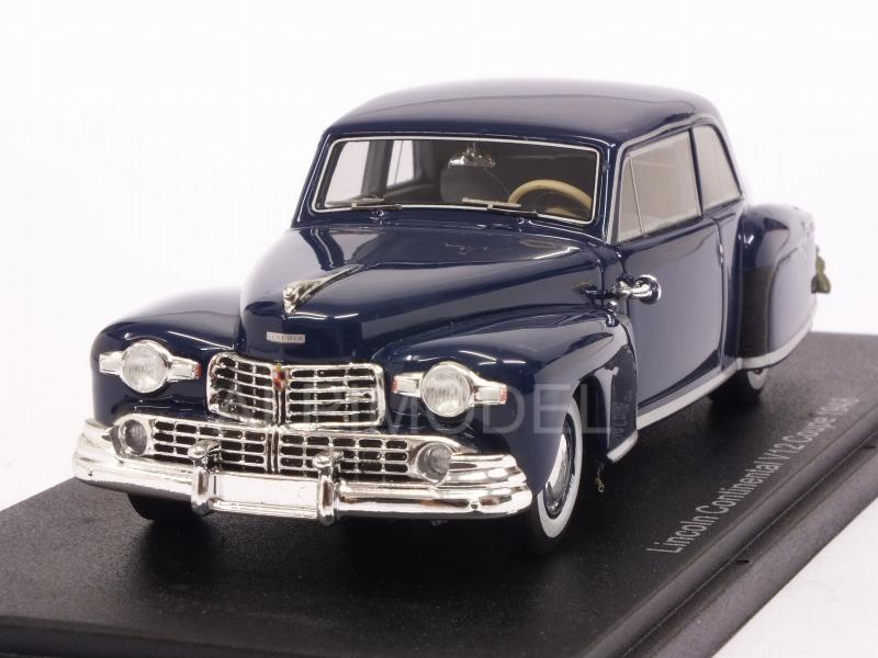 Lincoln Continental V12 Coupe 1948 (Dark Blue) by neo