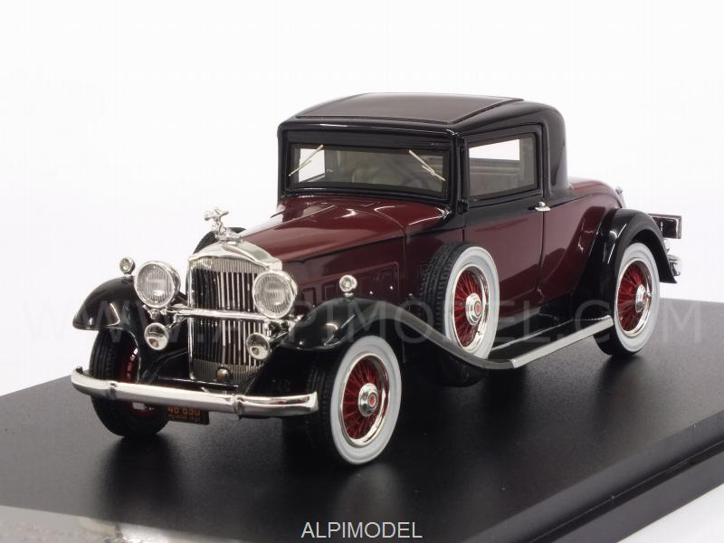 Packard 902 Standard Eight Coupe 1932 (Dark Red/Black) by neo