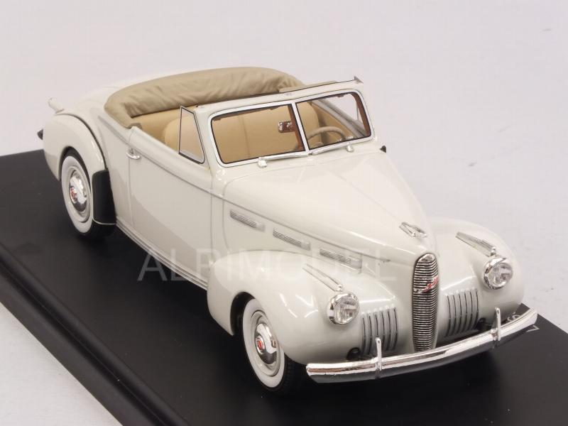 LaSalle Series 50 Convertible Coupe 1940 (Light Grey) - neo