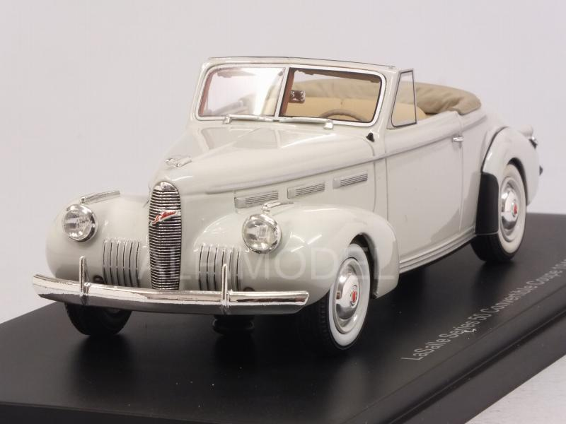 LaSalle Series 50 Convertible Coupe 1940 (Light Grey) by neo