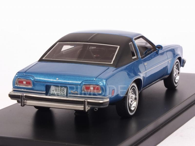 Chevrolet Malibu 2-Doors 1974 (Metallic blue) - neo
