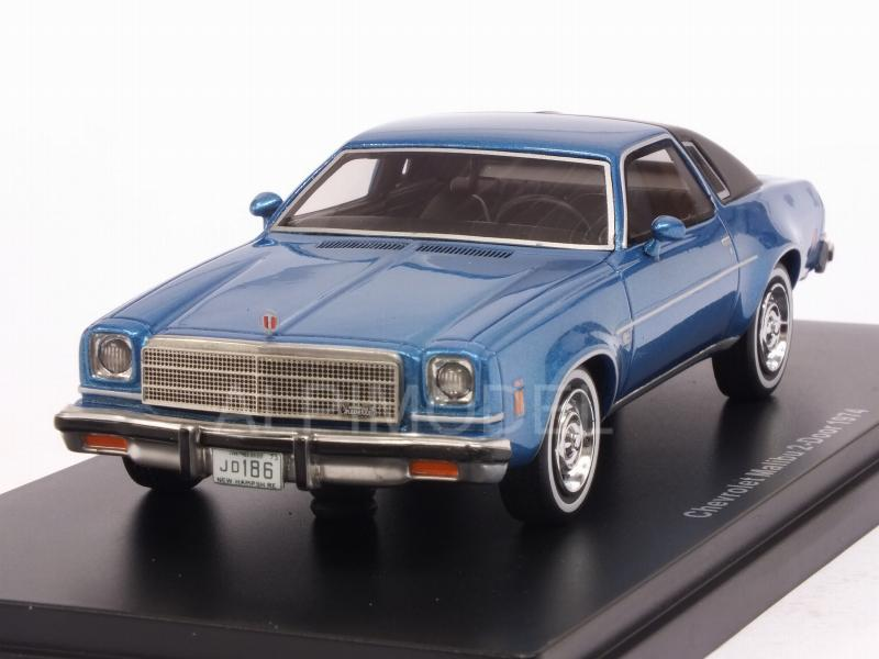 Chevrolet Malibu 2-Doors 1974 (Metallic blue) by neo