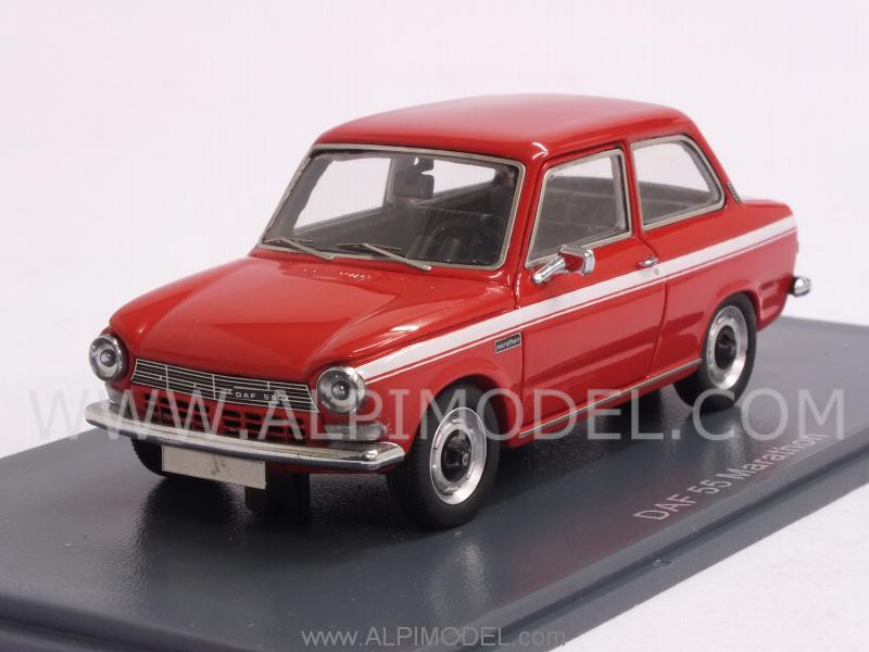 DAF 55 Marathon 1971 (Red) by neo