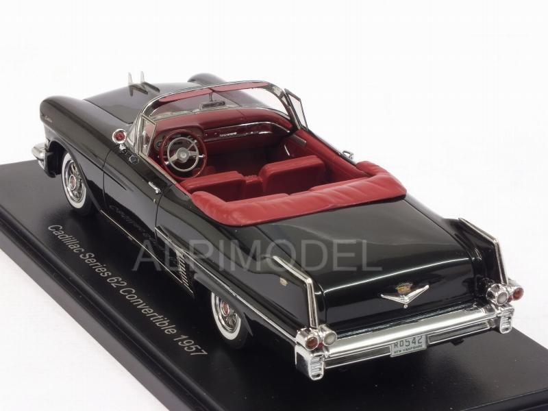 Cadillac Series 62 Convertible 1957 (Black) - neo