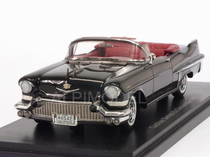 Cadillac Series 62 Convertible 1957 (Black) by neo