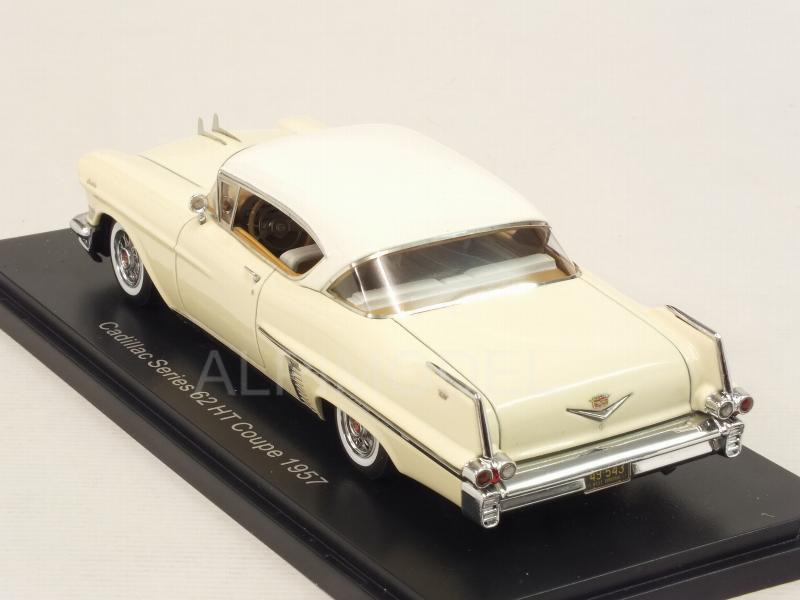 Cadillac Series 62 Hardtop Coupe 1957 (Beige) - neo
