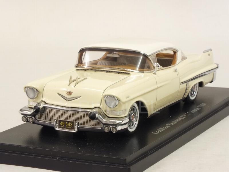 Cadillac Series 62 Hardtop Coupe 1957 (Beige) by neo