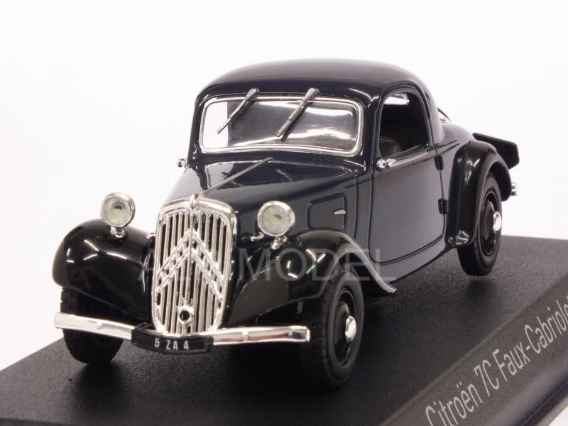 Citroen 7C Faux Cabriolet 1934 (Dark Blue) by norev