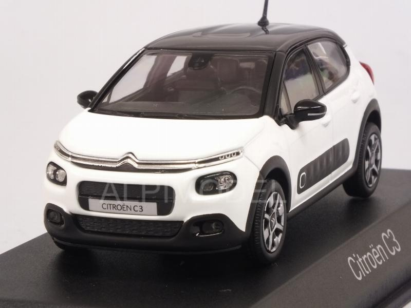 Citroen C3 2016 (Banquise White) by norev
