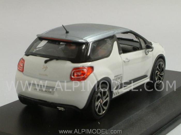 Citroen DS3 Racing 2010 (White) - norev