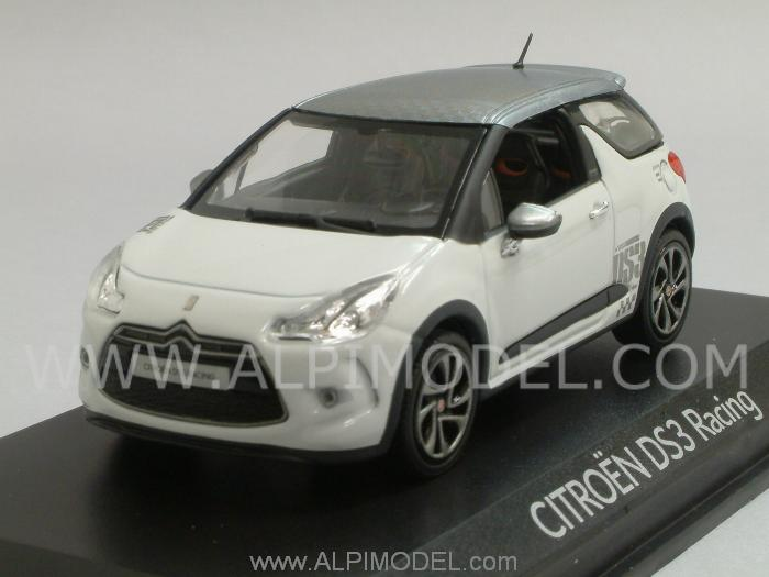 Citroen DS3 Racing 2010 (White) by norev