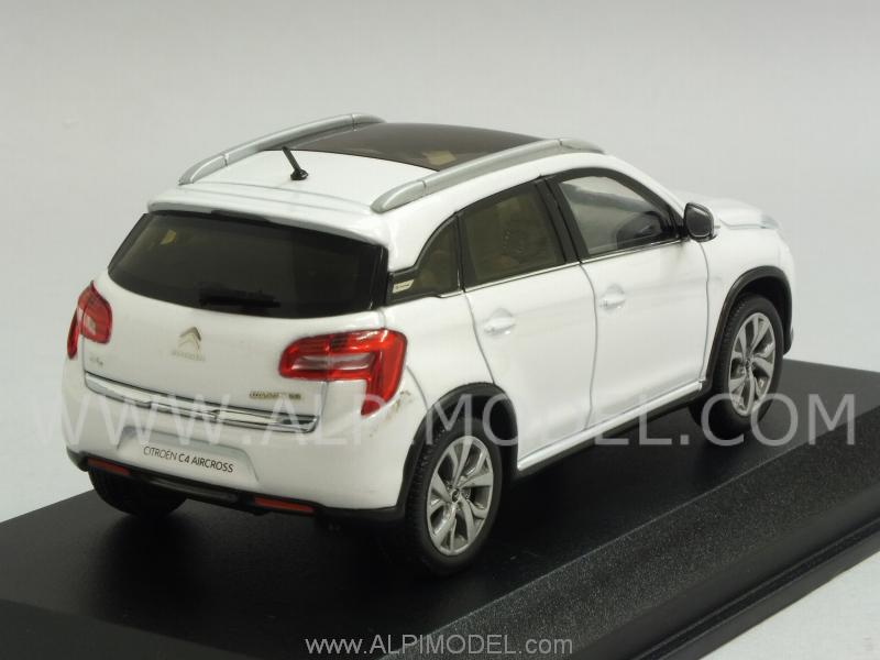 Citroen C4 Aircross 2012 (White) - norev