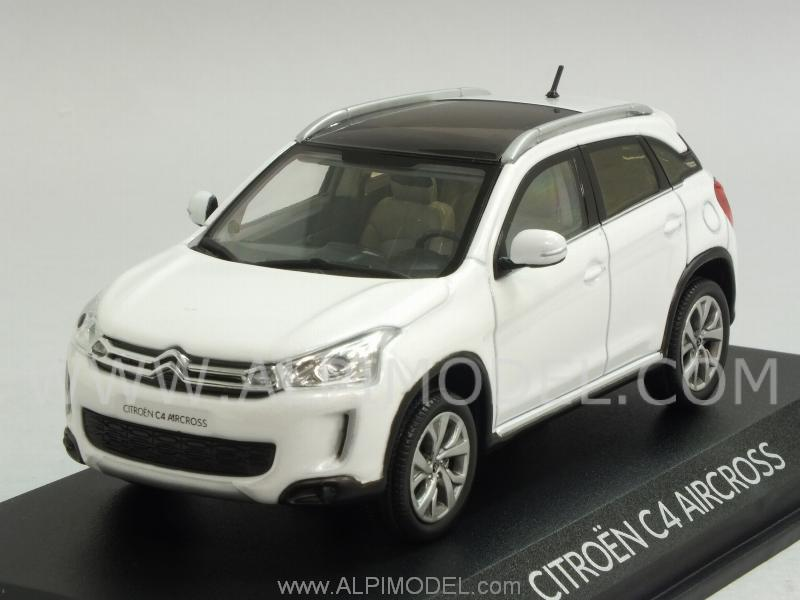 Citroen C4 Aircross 2012 (White) by norev