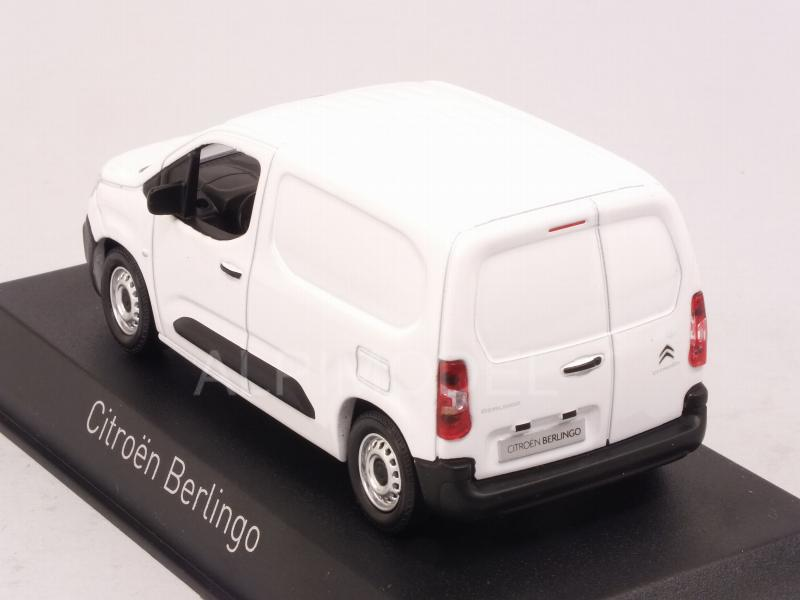 Citroen Berlingo Van 2018 (White) - norev