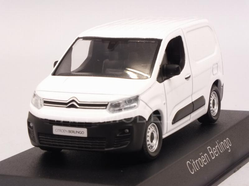 Citroen Berlingo Van 2018 (White) by norev