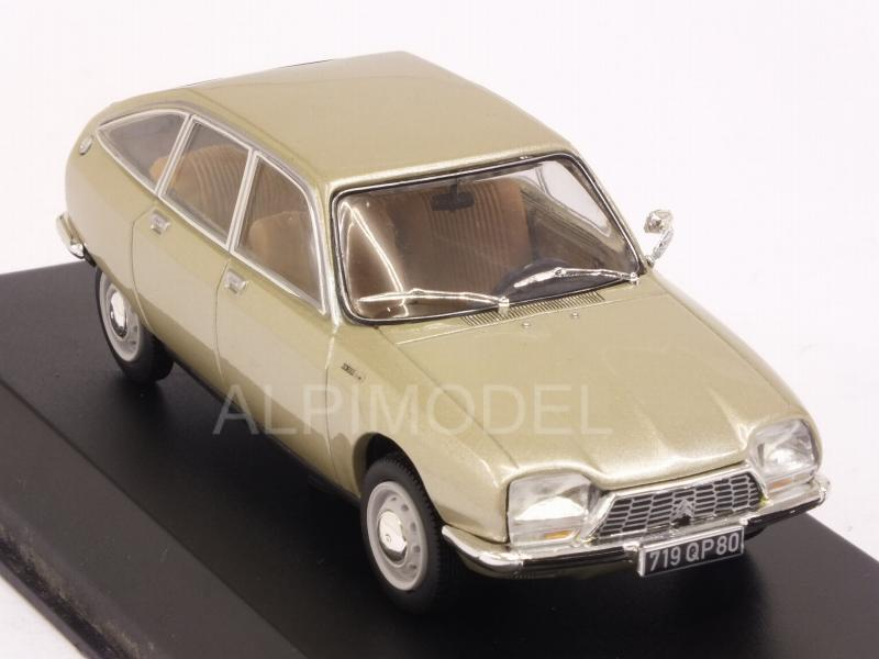 Citroen GS 1220 Club 1973 (Tholonet Beige Metallic) - norev