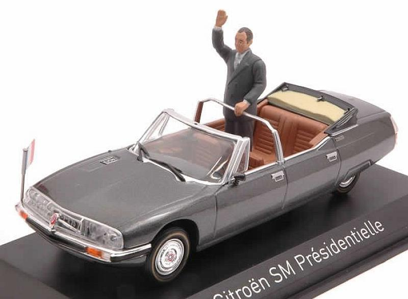 Citroen SM Presidentielle 1981-1985 Jacques Chirac by norev