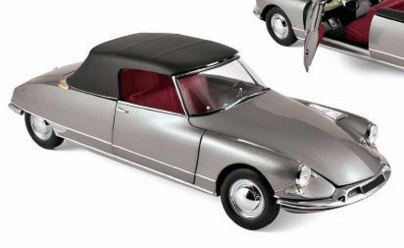 Citroen DS 19 Cabriolet Chapron 1961 (Pearl Grey) by norev