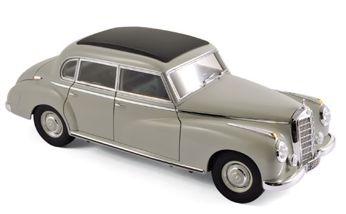 Mercedes 300 1955 (Light Grey) by norev