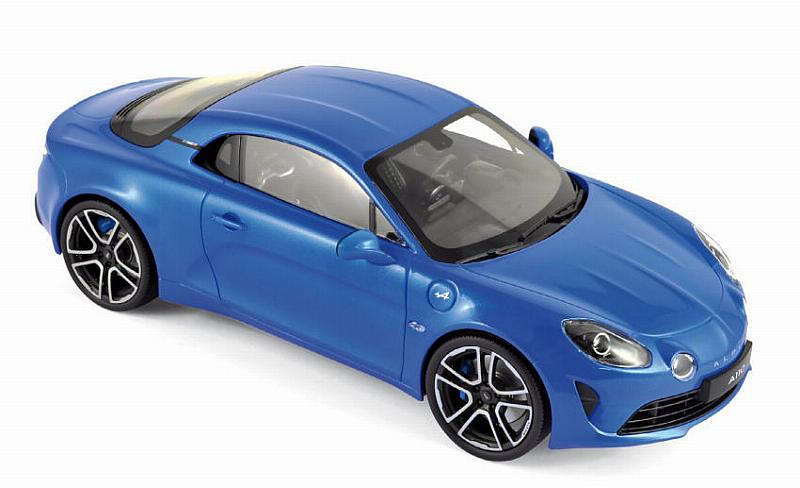 Alpine A110 Premiere Edition 2017 (Blue) by norev