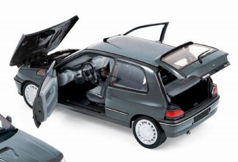 185234 1//18 RENAULT CLIO 16S PHASE 1-1991 NOREV