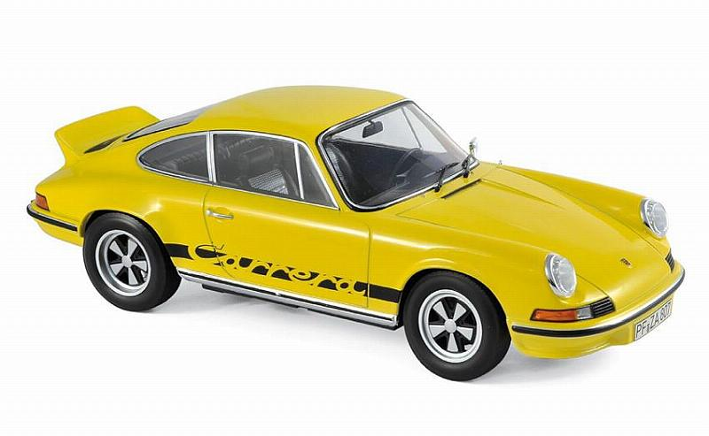 Porsche 911 RS Touring 1973 (Yellow) by norev